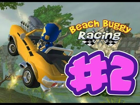 Beach Buggy Racing Gameplay Walkthrough Part 2: Coconut Cup