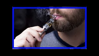 Breaking News | The truth about formaldehyde in e-cigarettes