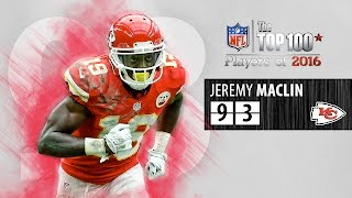 #93: Jeremy Maclin (WR, Chiefs) | Top 100 NFL Players of 2016