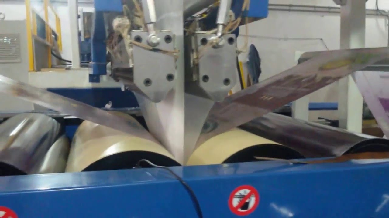 Extrusion Coating Laminating Machine Twin Die System