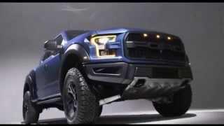 Ford F 150 Raptor 2017 модельного года(, 2015-01-13T08:02:47.000Z)