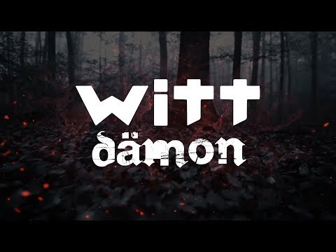 Joachim Witt - Dämon (Lyric Video)