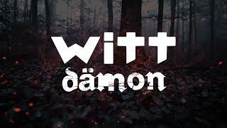 Joachim Witt - Dämon (Lyric Video)