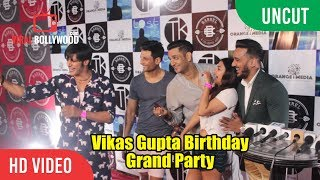 UNCUT -  Vikas Gupta Grand Birthday Party | Full Night Birthday Party