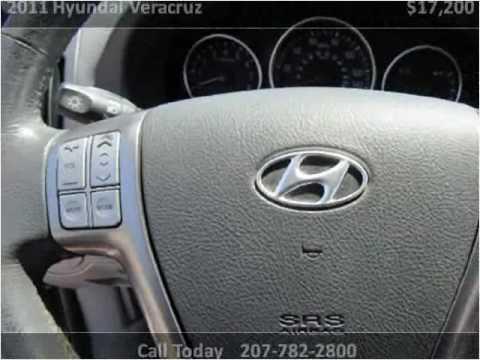 2011 Hyundai Veracruz Used Cars Lewiston ME