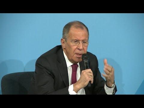 Лавров в шутку пообещал решить проблему выборов в США