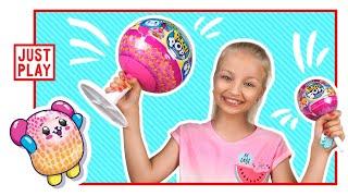 Pikmi Pops Surprise - ВЕЛИЧЕЗНИЙ чупа-чупс з ароматними іграшками (розпакування)