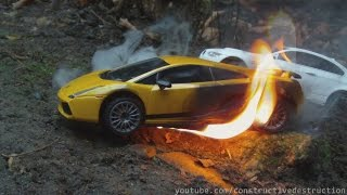RC Lamborghini Off Road Adventure