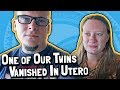 One of Our Twins Vanished In Utero // Closure for Vanishing Twin Syndrome // Pregnancy Losing a Twin