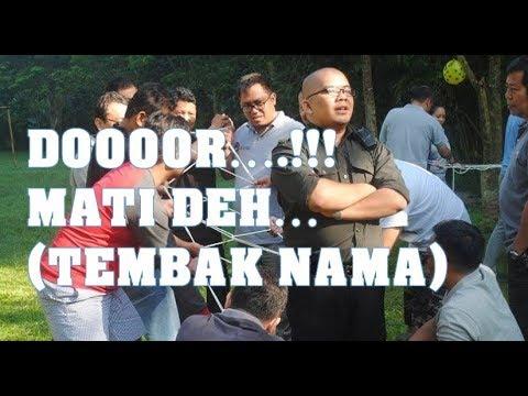 Permainan Seru : Tembak Nama (Bom Panci) #1 - Bang Lubis ...