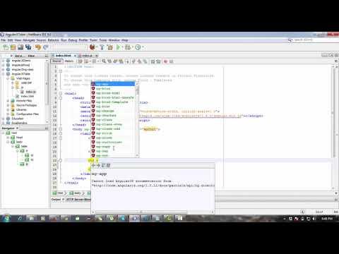 Angularjs Table Angularjs Ng Repeat With Example Youtube