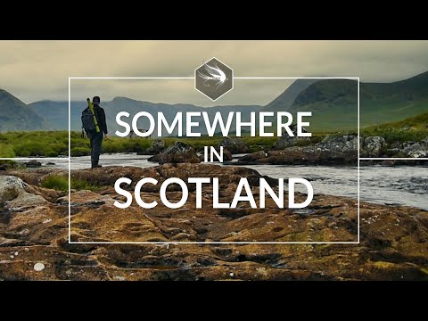 FLY FISHING SCOTTISH LOCHS AND RIVERS | WILD BROWN TROUT IN A REMOTE LANDSCAPE