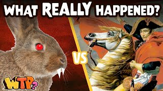Napoleon vs. A Swarm of Bunnies | WHAT THE PAST?