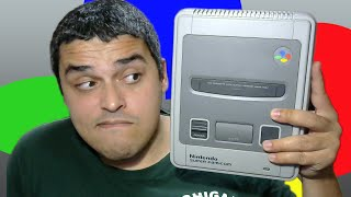 Re-unboxing do Super Famicom (Super Nintendo Japonês)