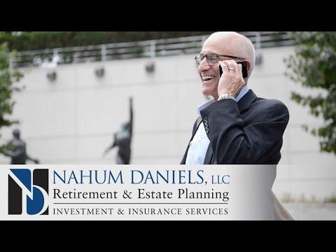Nahum Daniels, LLC | Retirement Readiness, Retirement Planning, Investments (Stamford, CT)