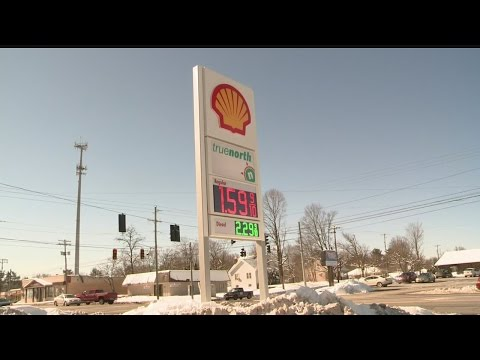 Why gas prices can vary wildly between different stations