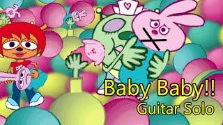 baby baby guitar solo umjammer lammy 1080p