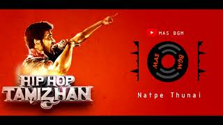 Natpe Thunai BGM | Tamil whatsapp status | Mas BGM