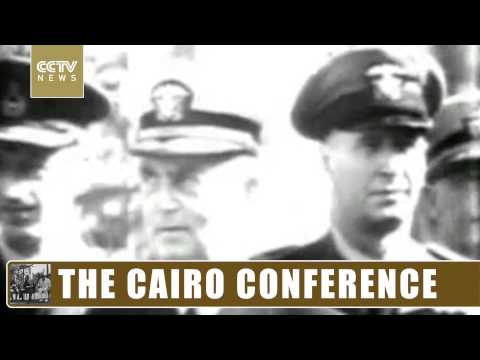 70 Seconds, 70 Years: The Cairo Conference