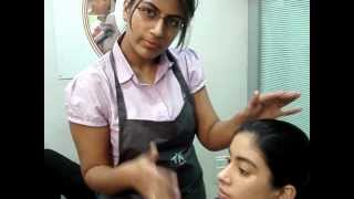 Watch student's Bridal Makeup session in LTA School of Beauty Thumbnail