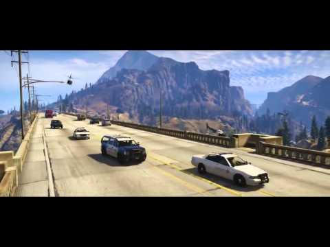 Grand Theft Auto V Bad Boys Music Video
