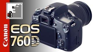 Canon 760D | Оптимальная зеркалка(Обзор зеркалки с новым позиционированием в линейке: CANON 760D В этом видео рассматривается весьма недавно..., 2016-03-25T21:06:47.000Z)