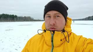 Открытие сезона по твердой воде 3 11 2019 Озеро Редикор