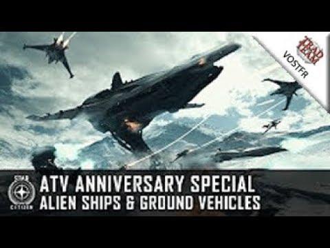 ATV Anniversary Special - Vaisseaux Extraterrestres & véhicules terrestres