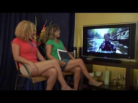 Apostle Islands Sea Kayaking Television Studio Segment