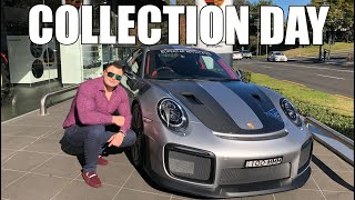 COLLECTION DAY - Porsche 991 GT2 RS & First Drive Review