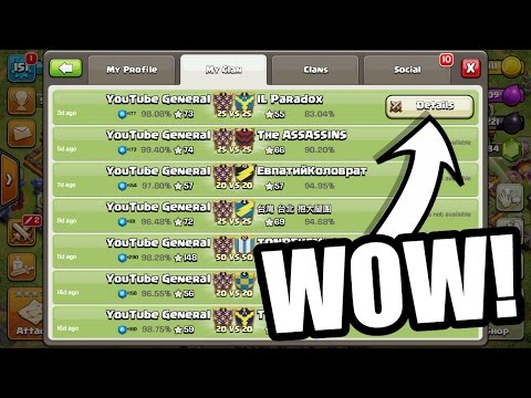 HOW WE WON 19 WARS IN A ROW!! - Clash Of Clans - ULTIMATE CLAN WAR!!
