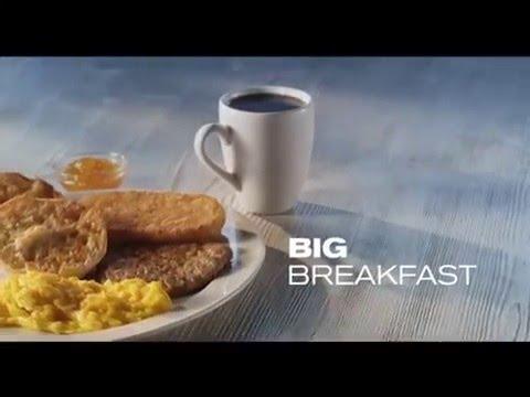 MCdonalds Breakfast TVC