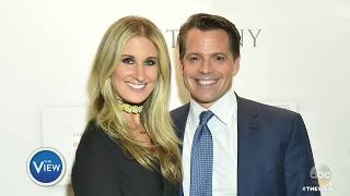 Anthony Scaramucci's Wife Files For Divorce | The View