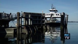 County considers ferry schedule changes for Anderson and Ketron Islands