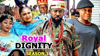 ROYAL DIGNITY SEASON 1 - (New Trending Movie HD) Frederick Leonard 2021 Latest Nigerian  Movie