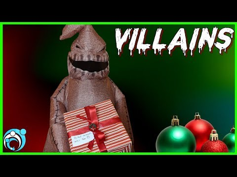 Villains Oogie Boogie Plays A Game He Broke Into Our House Thumbs Up Family