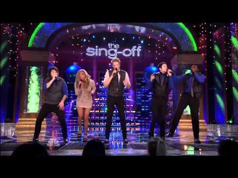 Youtube Pentatonix Christmas.The Sing Off Christmas Pentatonix Mistletoe