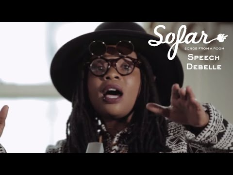 Speech Debelle - The Work | Sofar London mp3