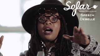Speech Debelle - The Work | Sofar London