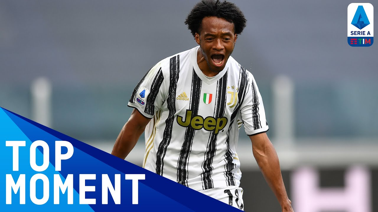 Download Cuadrado saves Juve's Champions League hopes | Juventus 3-2 Inter | Top Moment | Serie A TIM