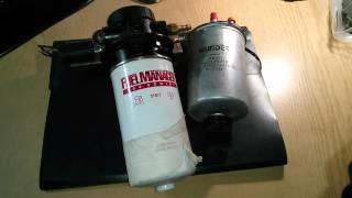 топливный фильтр Форд Транзит