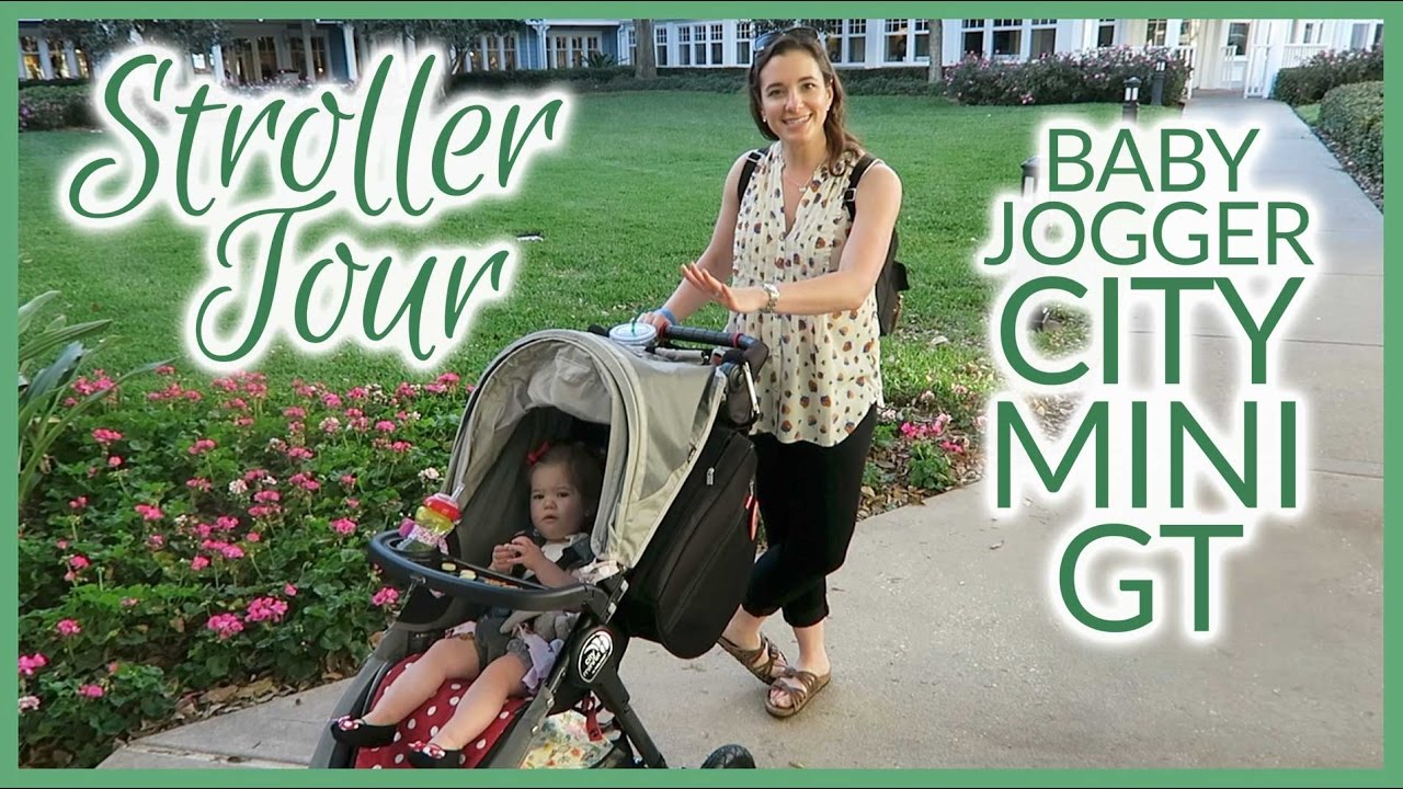 Stroller Tour Baby Jogger City Mini Gt Day At Disney