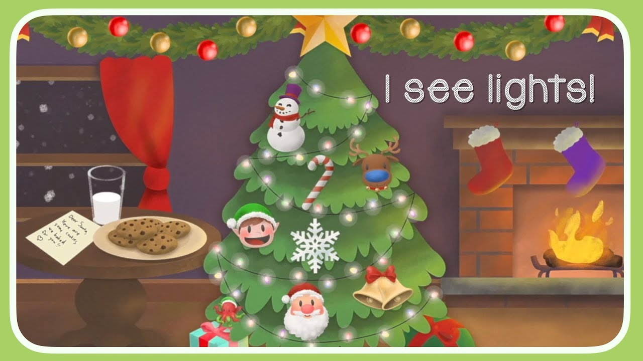 Christmas Song for Kids with Lyrics - Oh Christmas Tree - YouTube