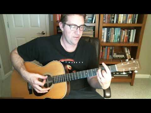 How to Play Billy Joel My Life on acoustic guitar