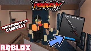 ROBLOX - France ASSASSIN: LE NOUVEAU TOP 100 PRIZE IS WORTH 100 EXOTICS??? (JEU DE LALA DE CONCURRENT)