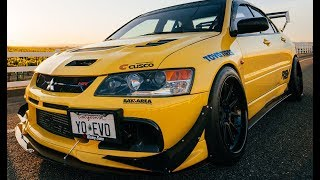 MITSUBISHI EVO 8 -||-  AWD POWER!