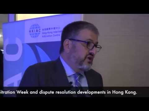 HK Arbitration Week 2014 - Opening Ceremony and Cocktail Reception