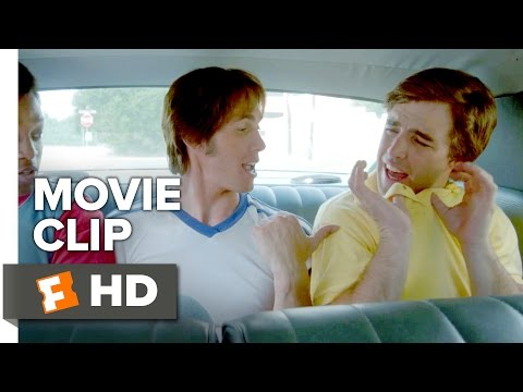 Everybody Wants Some!! Movie CLIP - Rappers Driving (2016) - Blake Jenner Movie HD