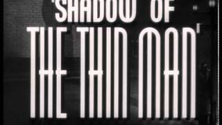 Shadow of the Thin Man Official Trailer #1 - Henry O'Neill Movie (1941) HD