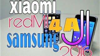 Сравнение Samsung Galaxy J1 2016 vs Xiaomi Redmi 4A. Отзывы и тесты Galaxy J120 и Redmi 4A.(Сегодня сравниваем два популярных бюджетных смартфона - Samsung Galaxy J1 2016 и Xiaomi Redmi 4a. Опеределяем какой смартфон..., 2017-02-11T13:52:12.000Z)